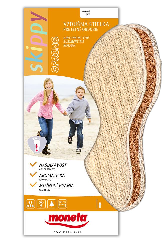 Moneta - SKIPPY - children insoles - Spring 956d51f58f4