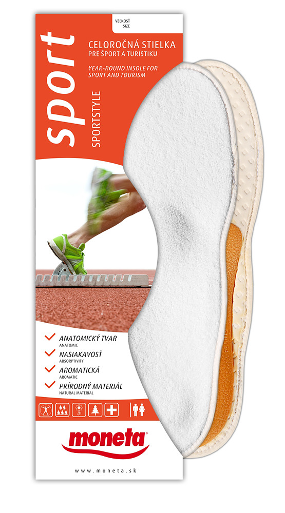 Moneta - SPORT - sport insoles - Sport Style ad5229c6d0c