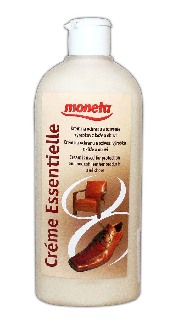 Essentielle – Cream leather protecting