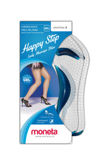Gelové stielky HAPPY STEP