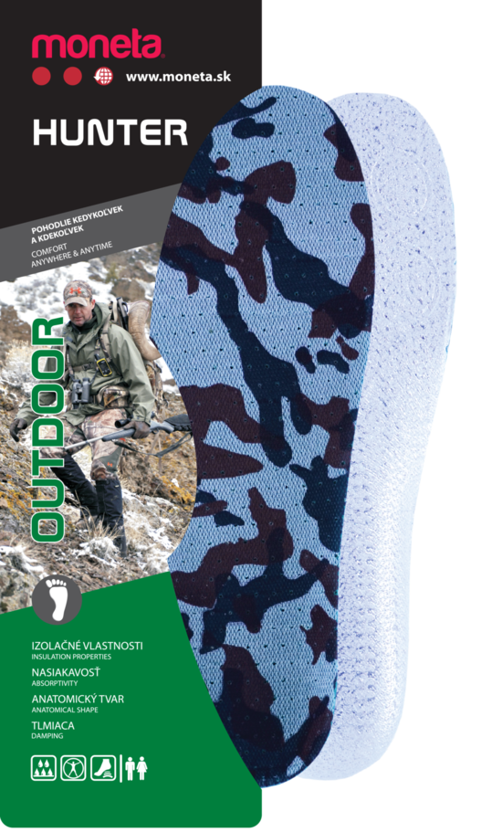 HUNTER Outdoor insoles