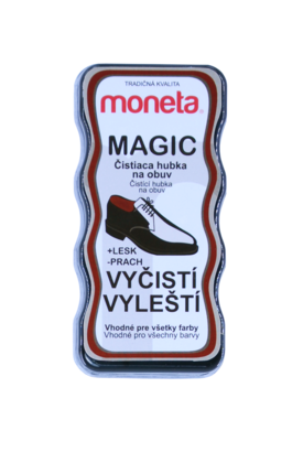 Leštidlo na obuv Moneta Magic