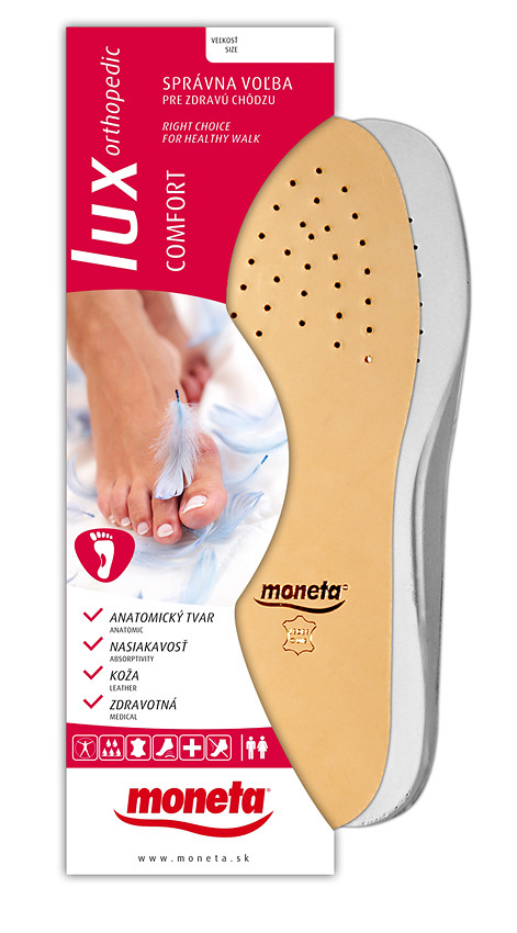 Moneta - LUX - orthopedic insoles - Comfort a4fc56ebb68